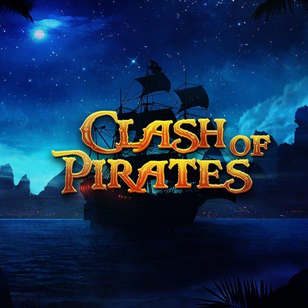 Clash Of Pirates Pirate Games Online Casino Games Game Logo