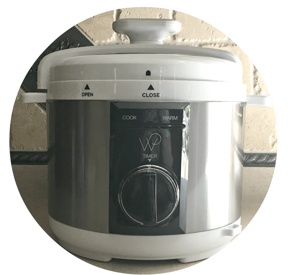 Wolfgang Puck Pressure Cooker Chicken Soup Recipe