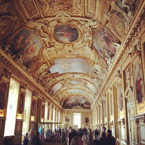 The Louvre | emmahyphenjane on instagram