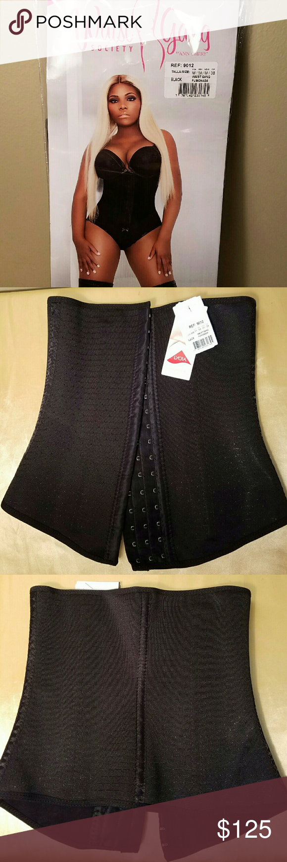 b01a698ada Waist Gang Society Miracle Trainer. Brand new with tags. Never worn.  Intimates   Sleepwear Shapewear