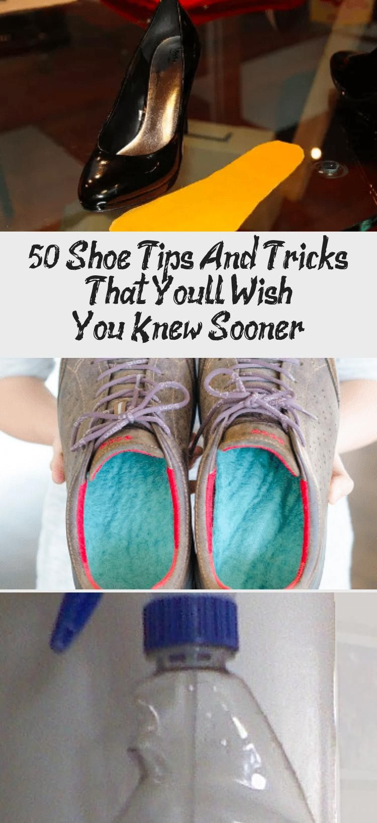 50 Shoe Tips And Tricks That You Ll Wish You Knew Sooner Buying Home Shoe Lace Patterns Squeaky Shoes Clean Shoes