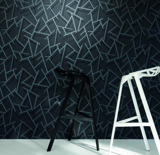 KHÔMA, vanguardia y modernismo, destacan algunos diseños como este de lineas geométricas. En Navarro & Valera.