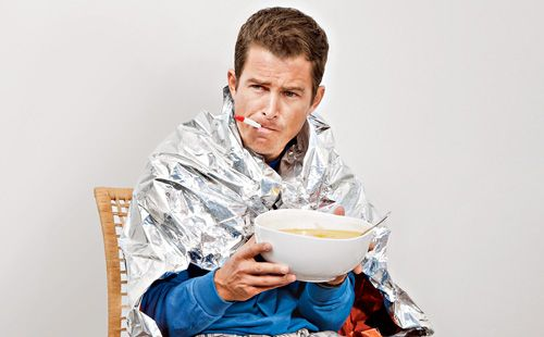 Eat these foods to avoid getting sick this winter.