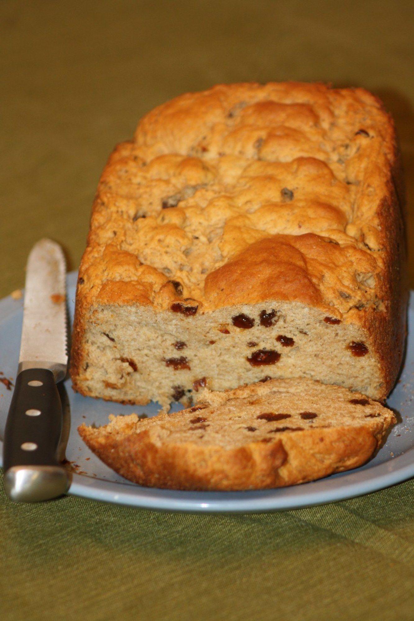 Gluten Free Bread Machine Raisin Bread Recipe Gluten
