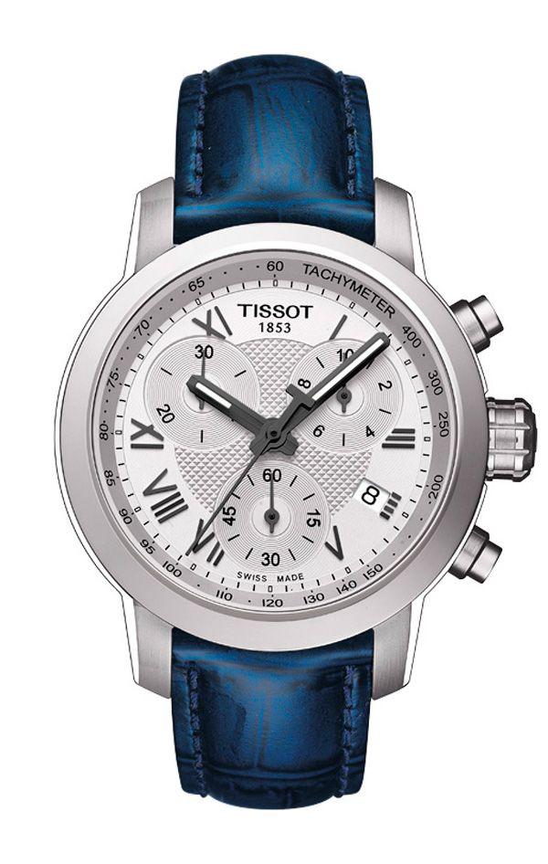 7d0c60579974 Catálogo de relojes Tissot para hombre y mujer  Reloj Tissot PRC 200 para  mujer o cadete T055 217 16 033 00