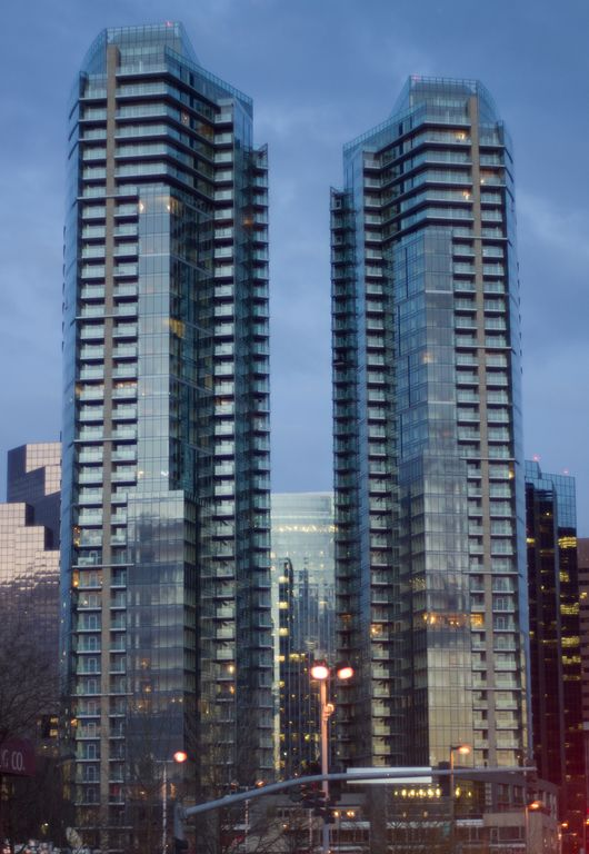 Bellevue Towers Is A Luxury High Rise Condominium Building