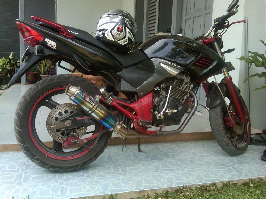 Kumpulan Modifikasi Motor Tiger 2007 Terbaru Dan Terlengkap Velgy Motor