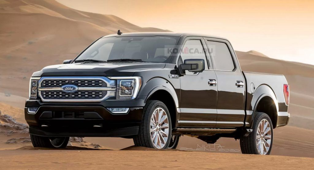 2021 Ford F 150 This Is Probably What It Will Look Like Ford