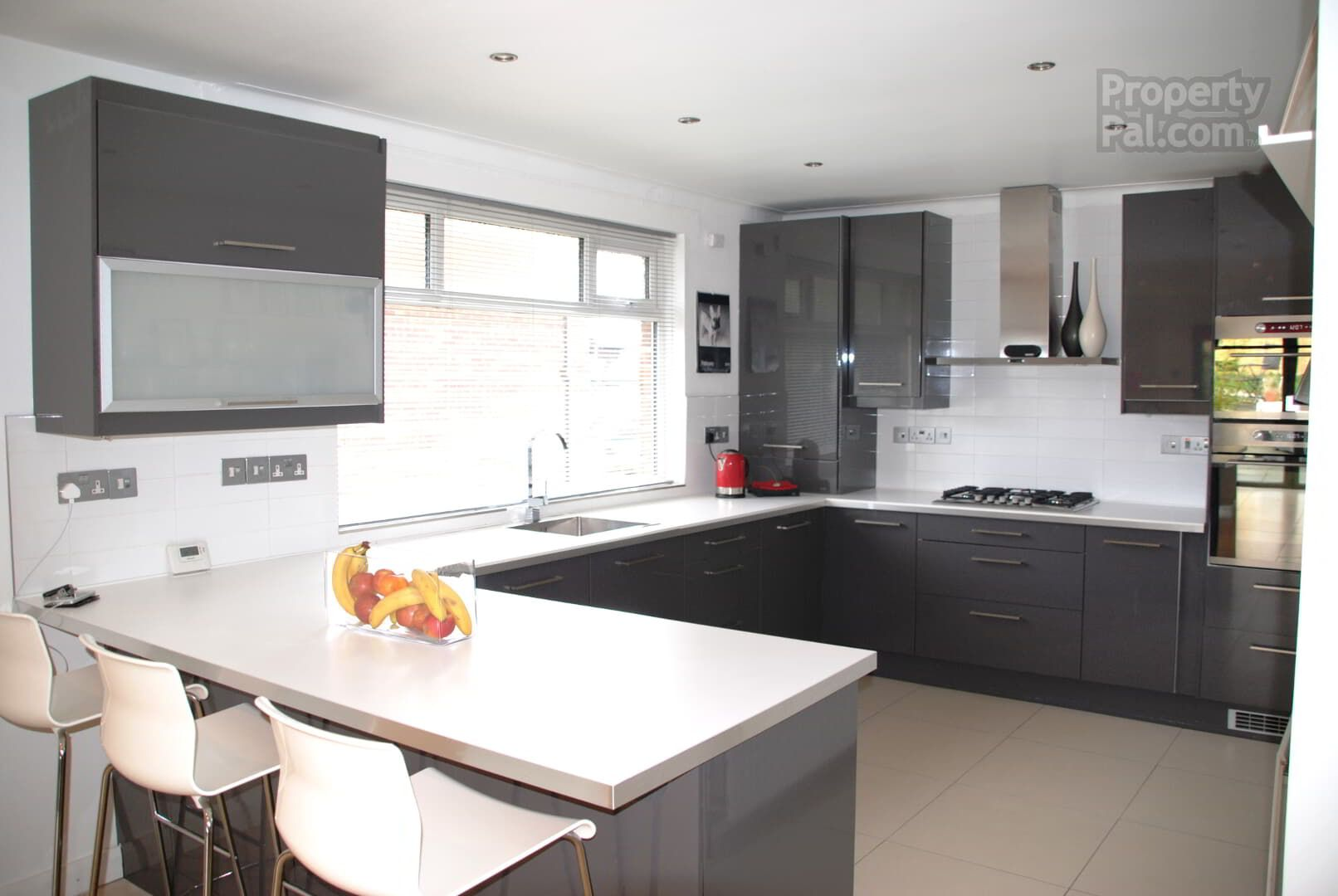 8 Abbeydale Crescent, Belfast #greykitchen | Kitchens | Pinterest ...