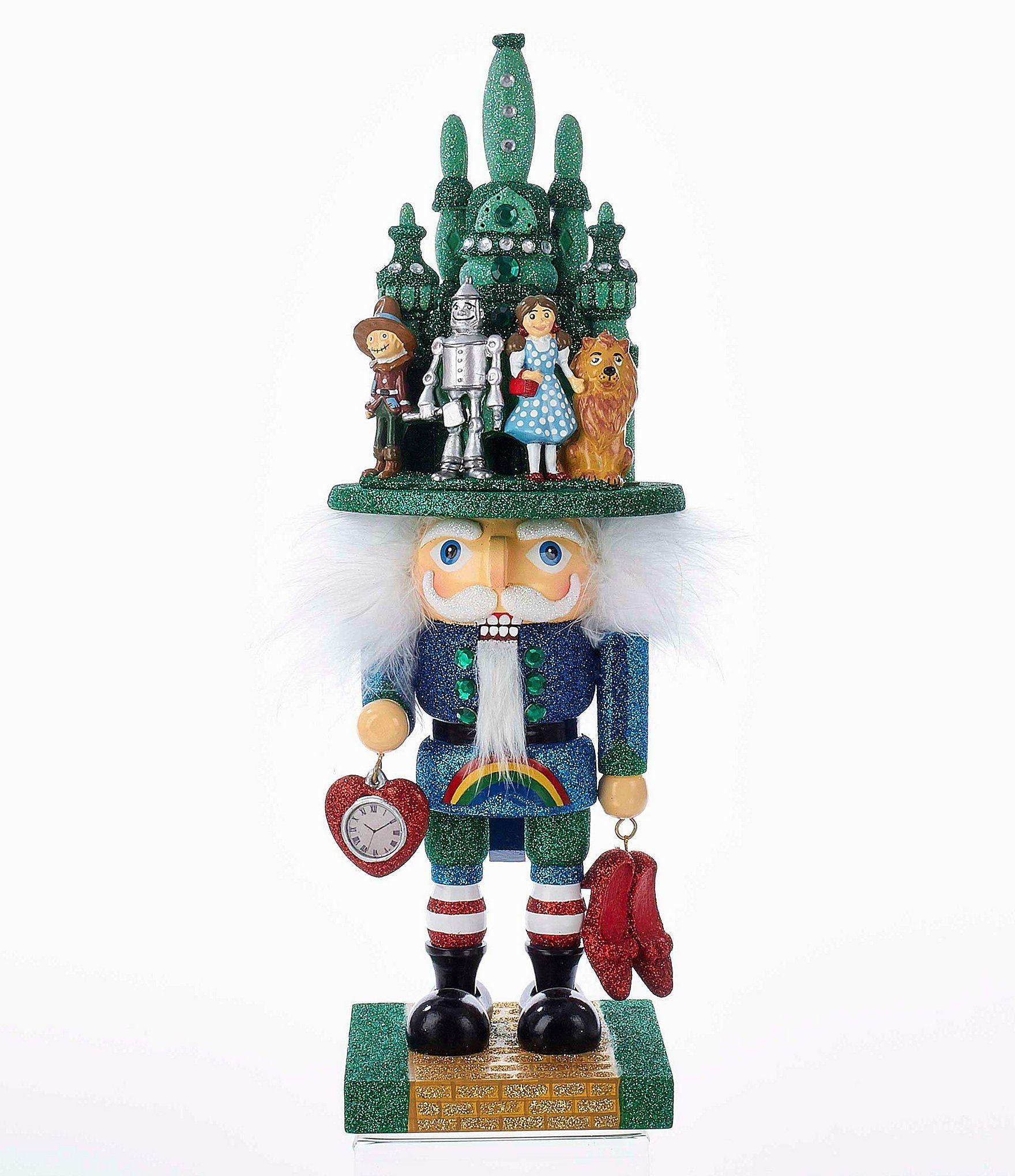 Hollywood Collection Wizard of Oz Nutcracker Nutcracker
