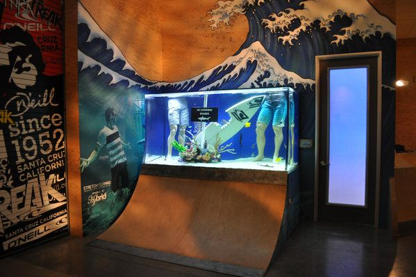 Tanked animal planet tv show scene aquariums for Fish tank show