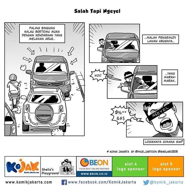 Pin oleh Beon Intermedia di Komik BEON (Dengan gambar