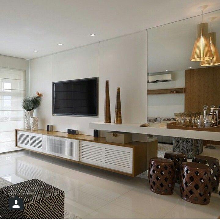 Carol Brechzin Home Tips For Home Theater Room Design Ideas: Living Room Tv, Living Room Decor, Home Tv