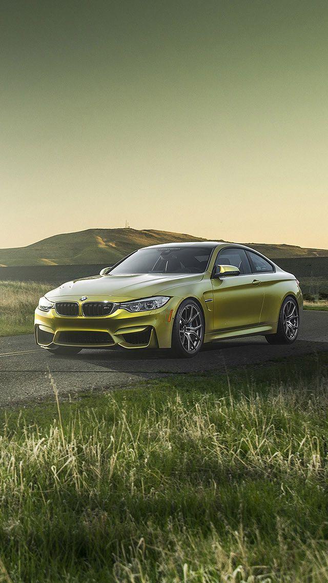 BMW M4 concept car