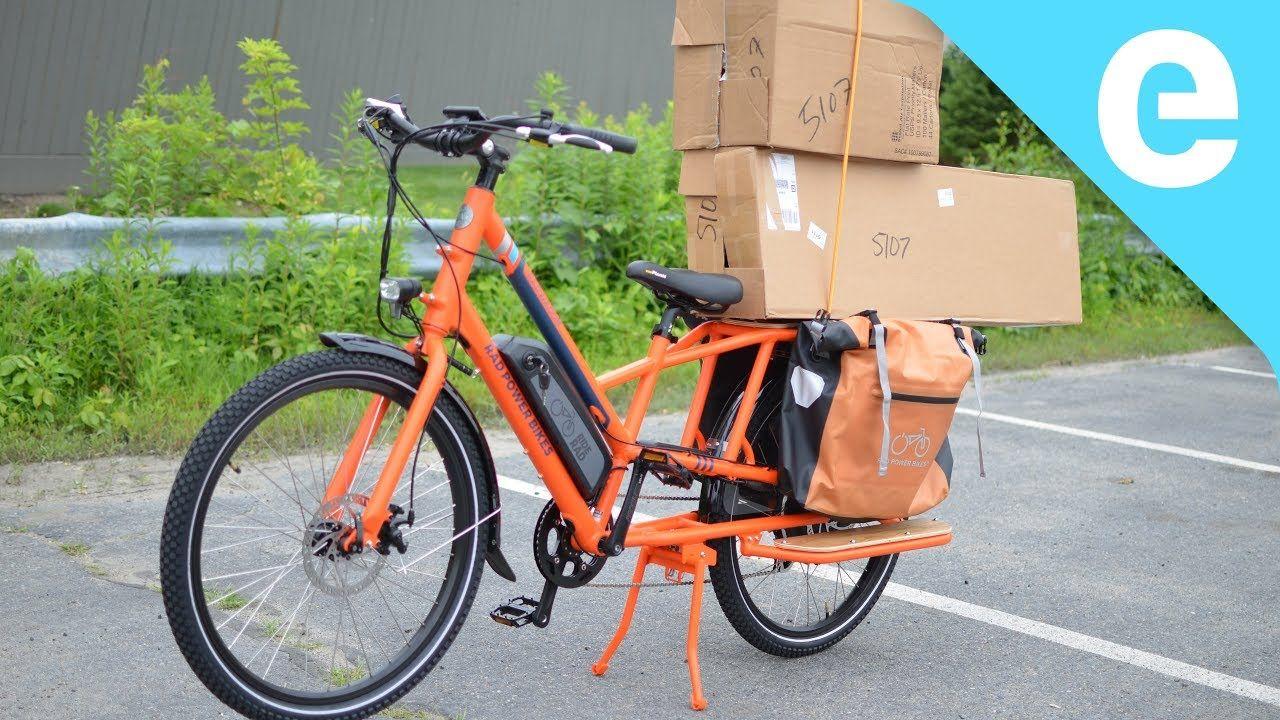 Electrek Radwagon Review A Good Cargo Bike Doesn T Have To Break