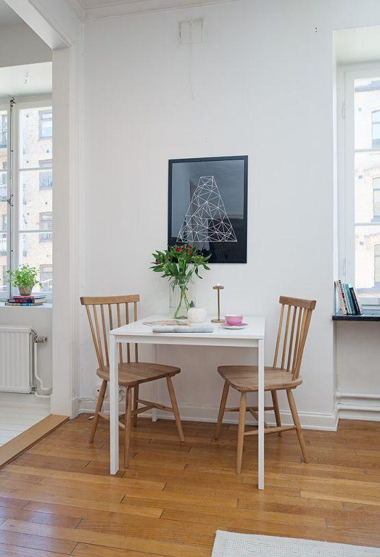 Muebles de dise o e ikea inspiraci n interiores espacios pisos peque os dise o de interiores - Diseno de interiores pisos pequenos ...