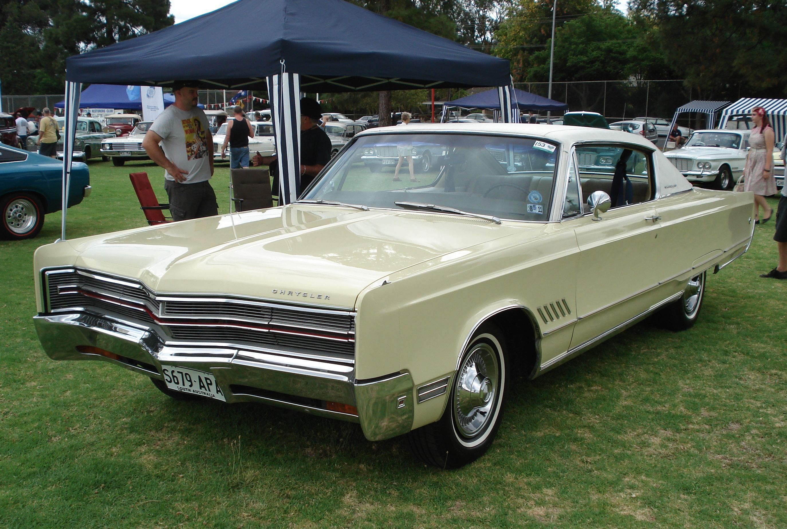 chrysler summer shannons classic auctions lot sold auction melbourne coupe lhd