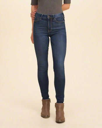 High-Rise Super Skinny Jeans | Jeans size, 3) and Skinny jeans