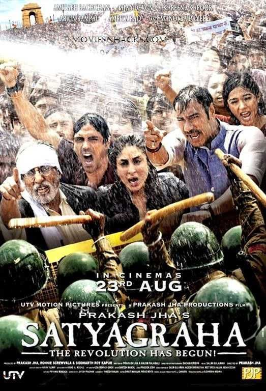 Satyagraha Movie Hindi Movies Movies