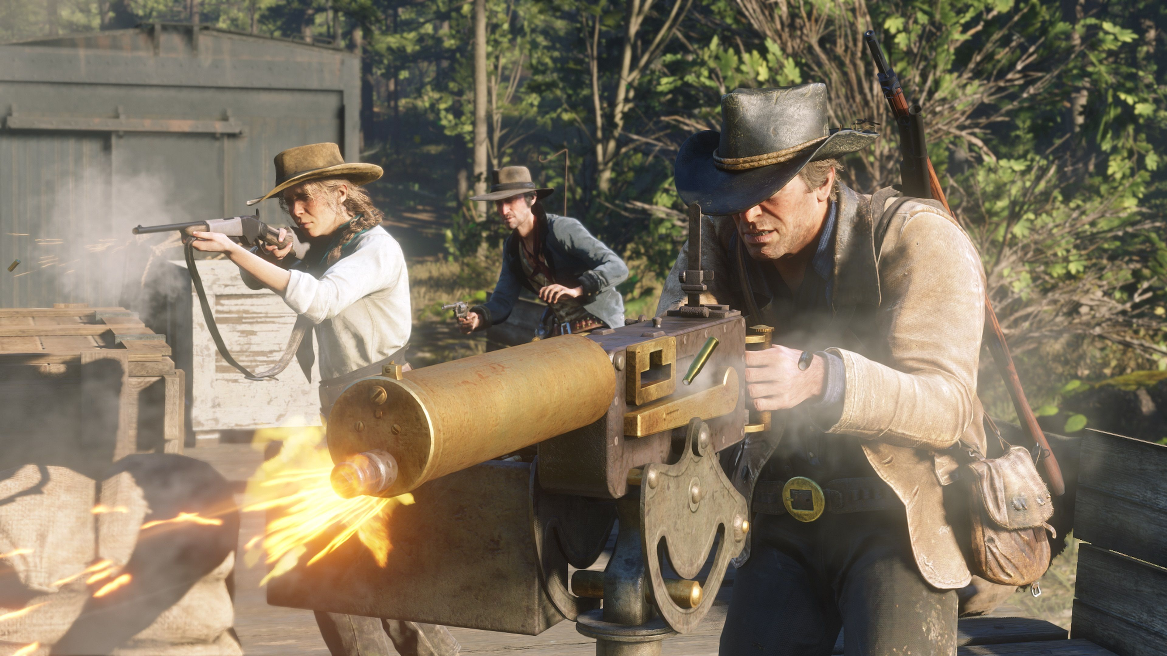 Here Are A Host Of New Red Dead Redemption 2 Screenshots With