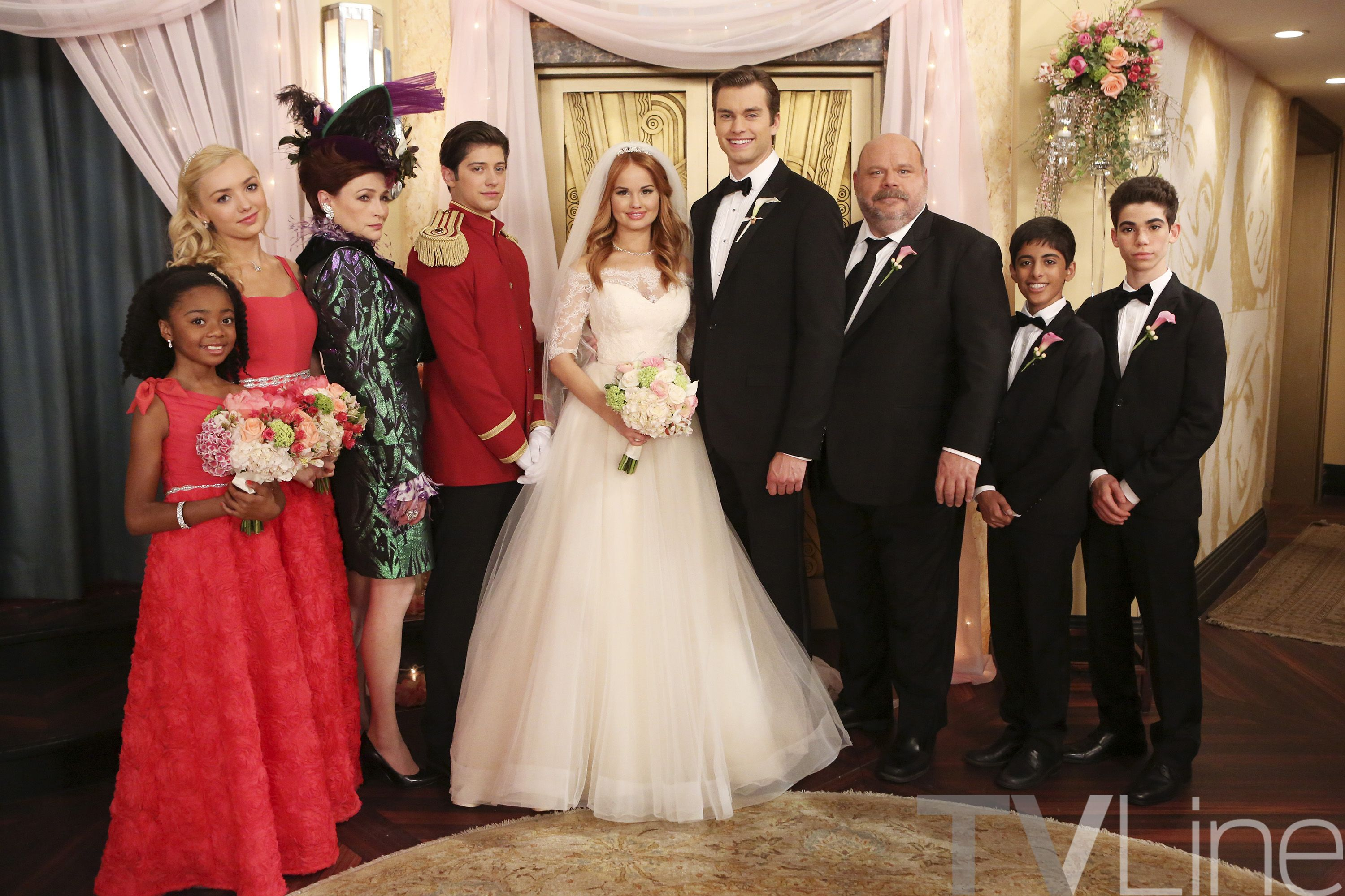 First Look: Jessie's Wedding Portrait!