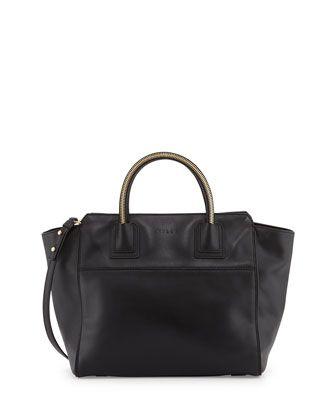 Logan Leather Tote Bag 3019e06b5d249