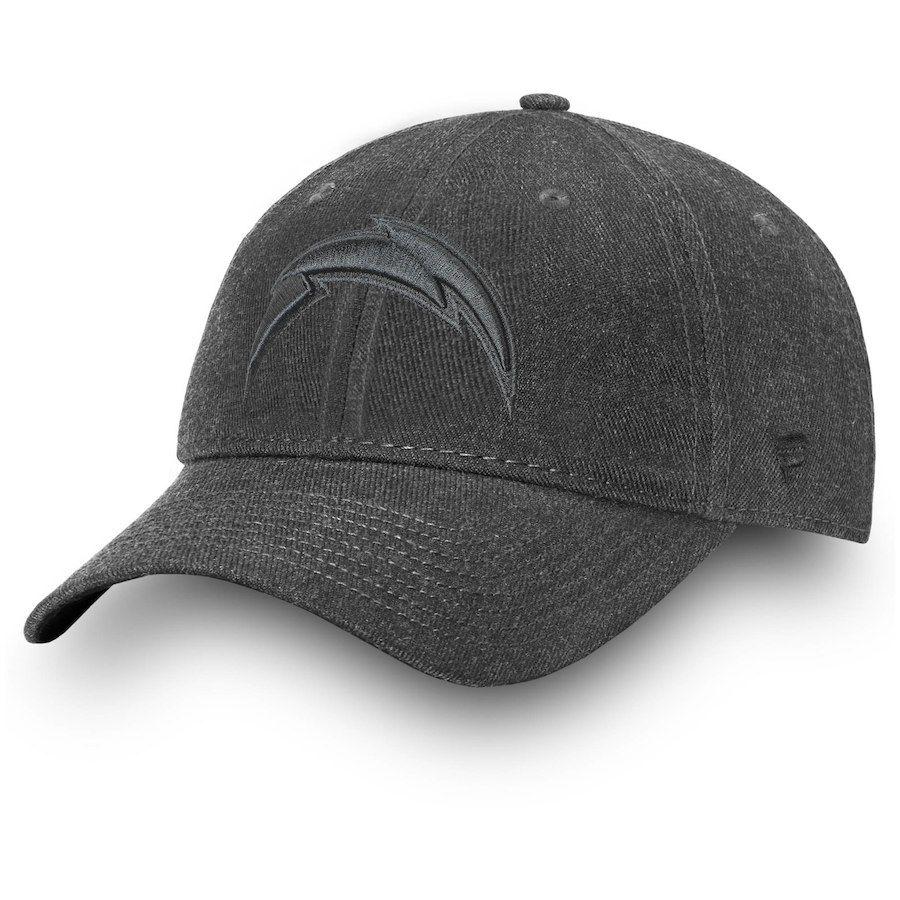 b651bfc2 Men's Los Angeles Chargers NFL Pro Line by Fanatics Branded Heathered Black  Logo Team Haze Adjustable Snapback Hat, Sale: $16.49 - You Save: $5.50
