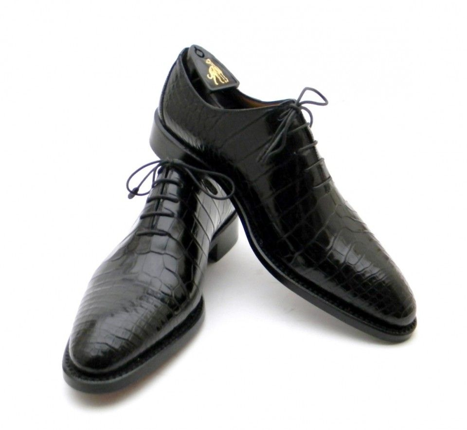 Love these shoes.....just not the price. Crocodile Alligator HandMade Mens Shoes Italian ~ Mens Shoes $8199