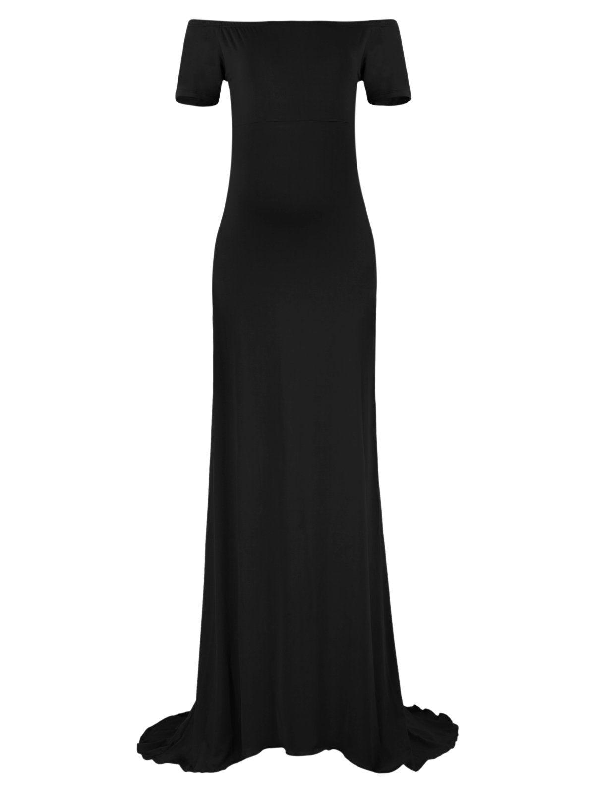Maternity fashion best maternity maxi dress blackcherry womens