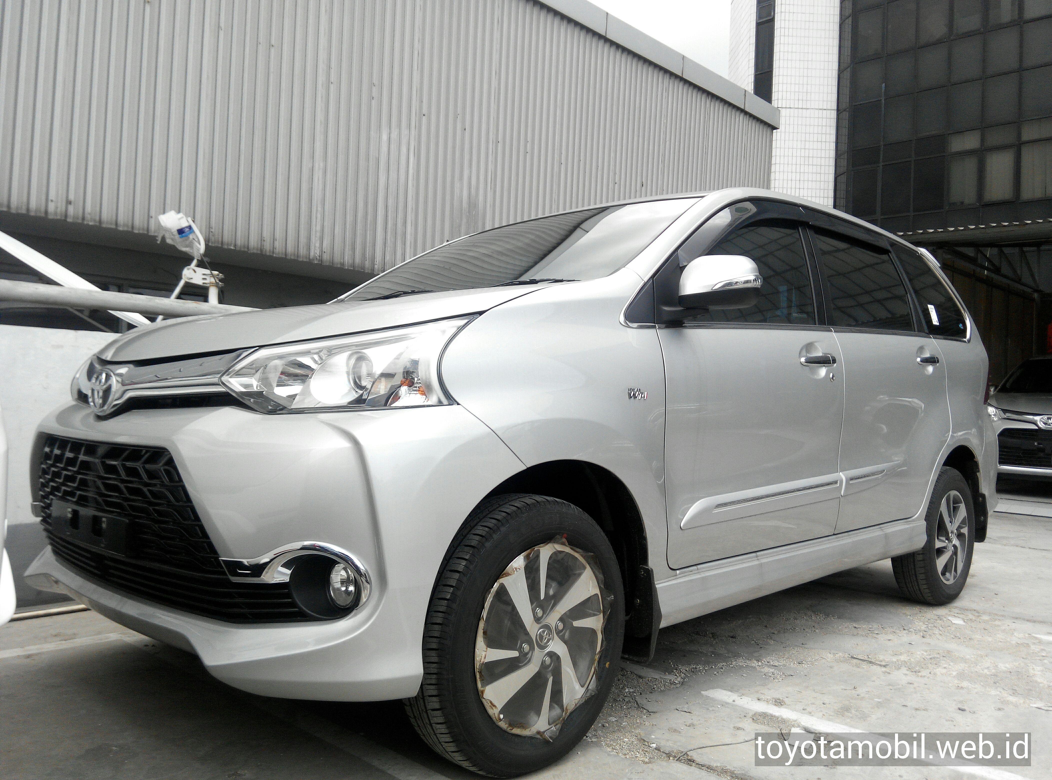 Foto Toyota Avanza Facelift 2018 Ottomania86