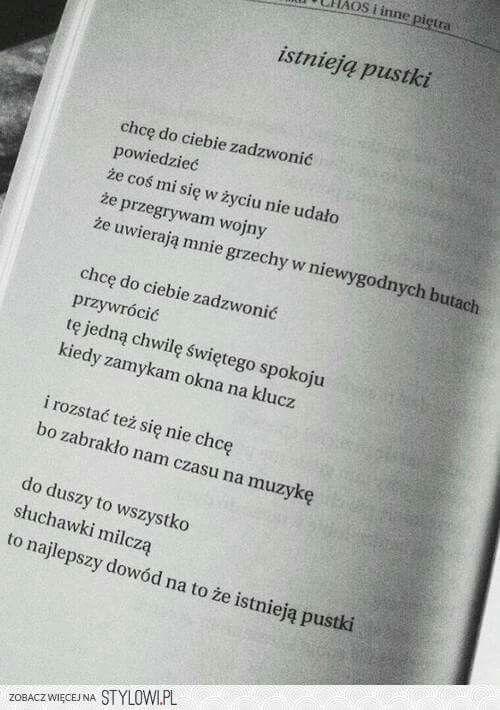 Wiersze Inspirujące Cytaty Cytaty życiowe I