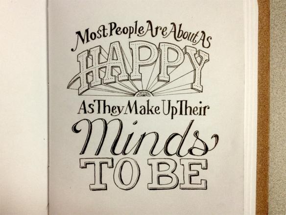 Hand Lettering Quotes | Chicquero