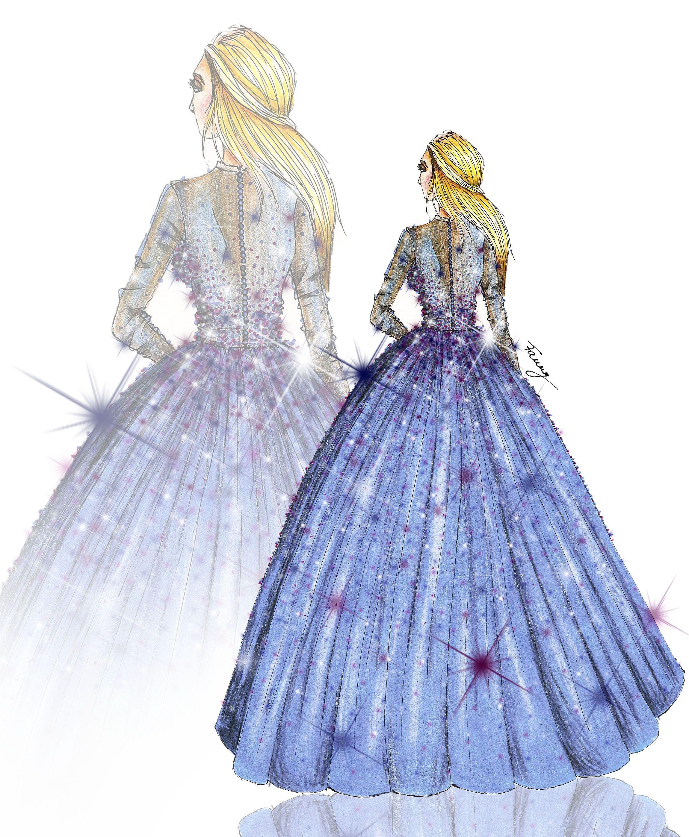 Haute couture collection part 3