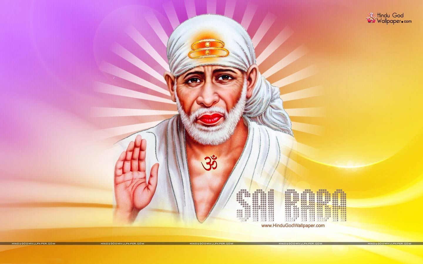 Sai Baba Wallpaper Full Size Sai Baba Wallpapers Sai Baba