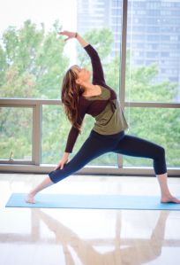 yoga pose of the week  exalted warrior  yoga poses