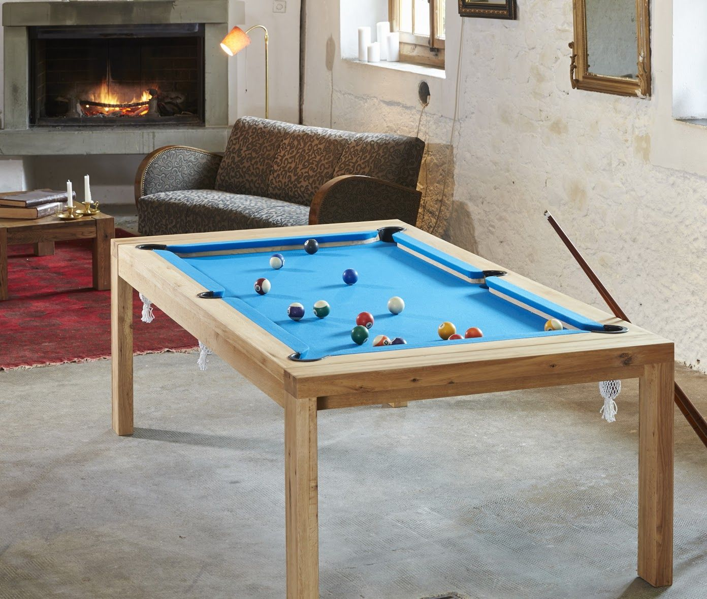 Would You Believe This Sleek Pool Table Transforms Into A Gorgeous - Sleek pool table