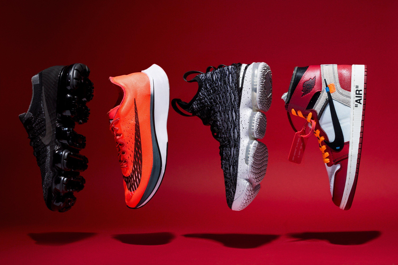 Nike Air Vapormax, Zoom Vaporfly