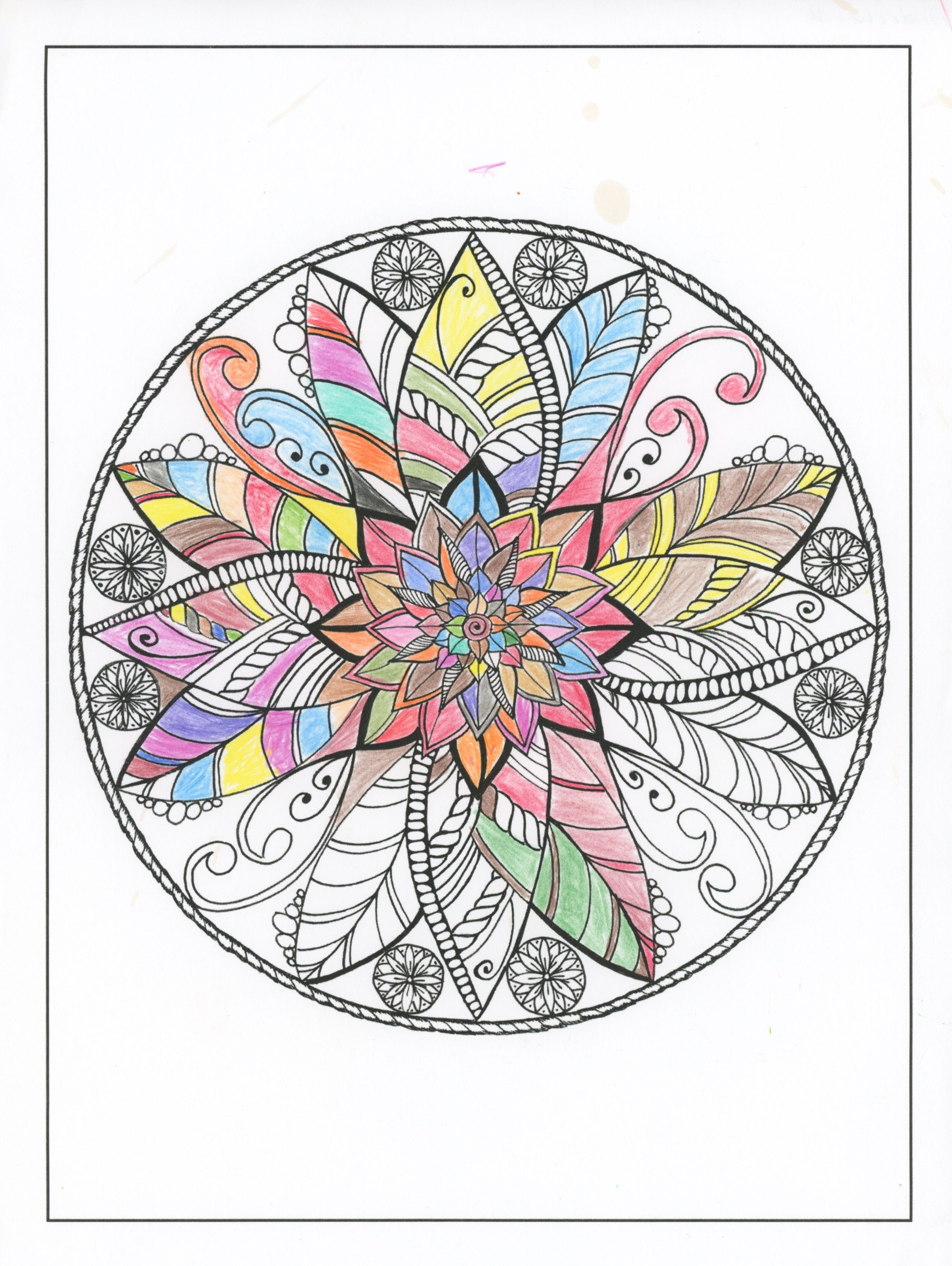 From The Soon To Be Introduced Inkspirations For Women Coloring