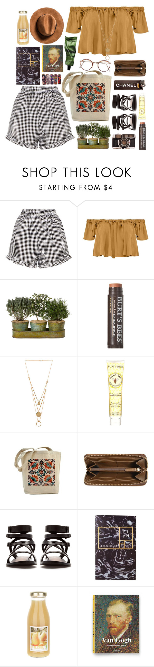"""""""set 1 ♡ there's a million words i could have said, and you might still be mine"""" by manicpiixiedreamgirl ❤ liked on Polyvore featuring Boohoo, Burt's Bees, Maison Margiela, Burberry, Zara and Aesop"""