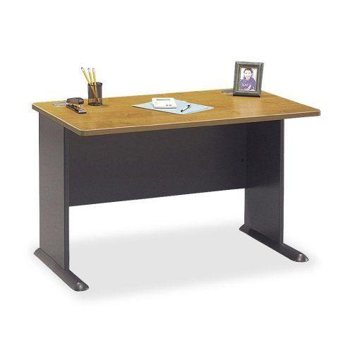 Bush Series A 48 Desk 47 5 Width X 27 Depth X 30 Height