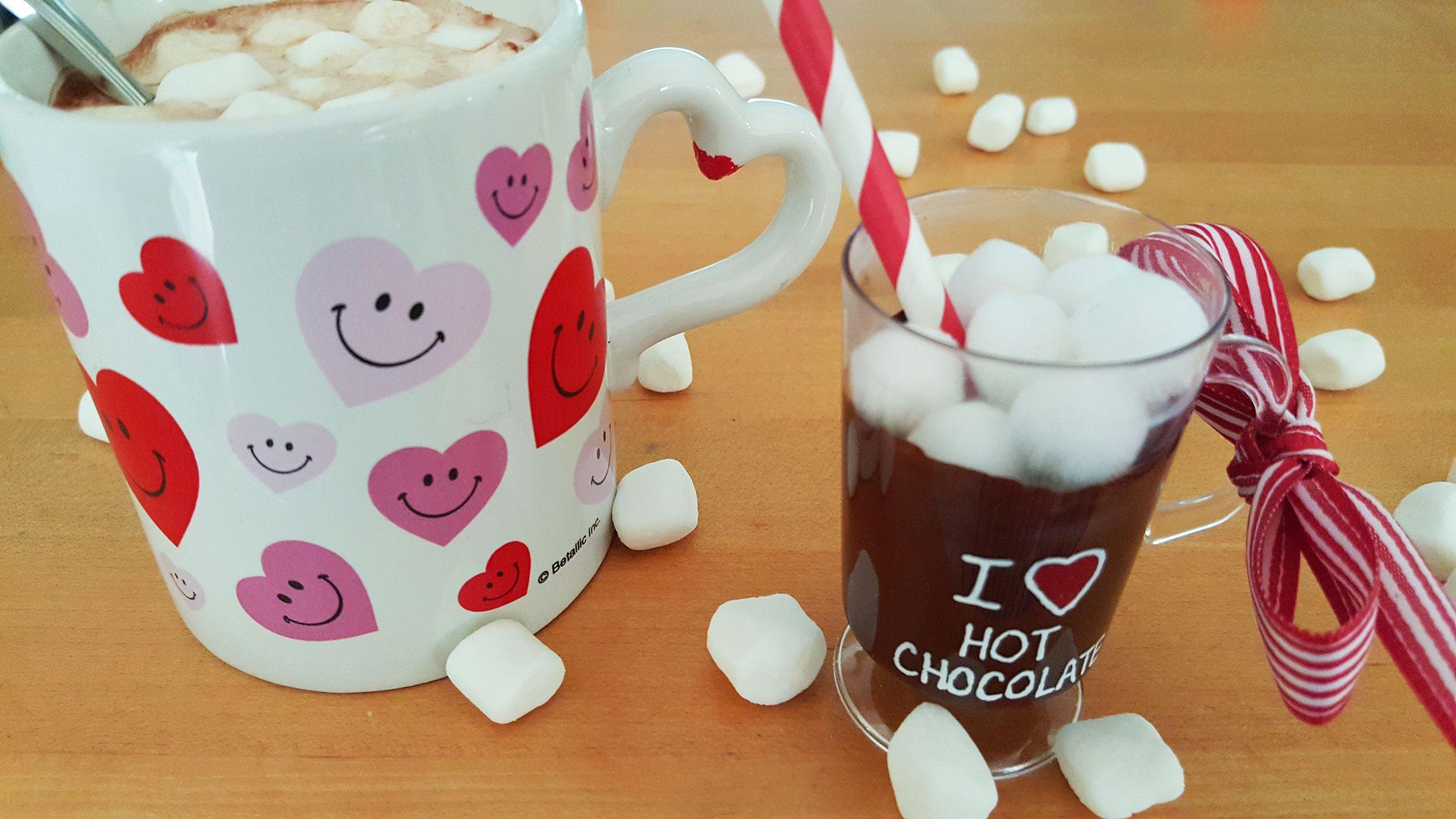 Diy hot chocolate ornament 5 steps hot chocolate