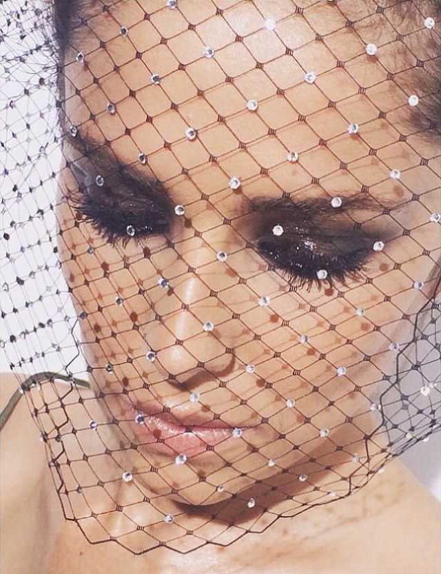 Cheryl Fernandez-Versini makeup