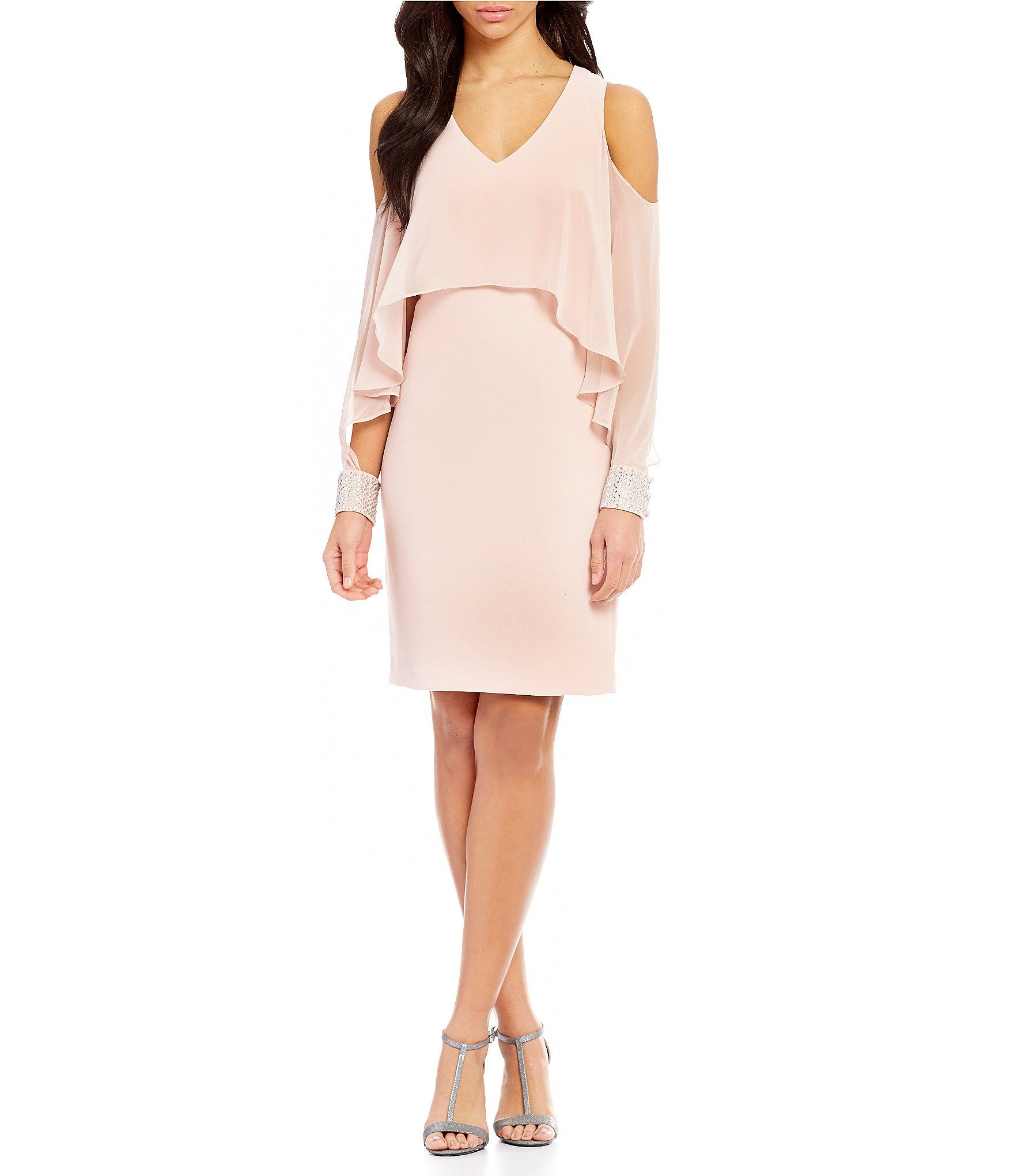 Mother of the Bride Dresses for a Beach Wedding  Dillards Cold