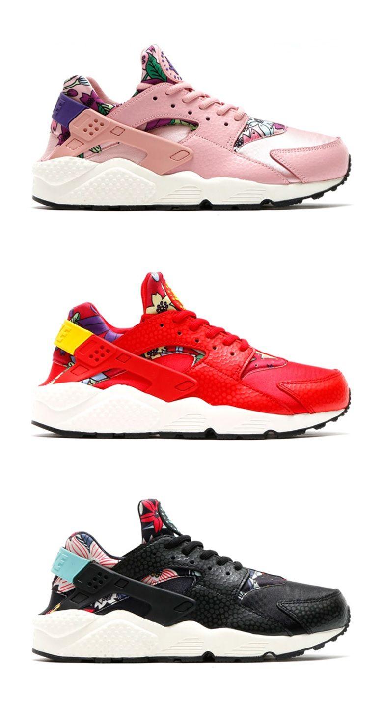 finest selection 82c49 3487b Nike Air Huarache Floral Print