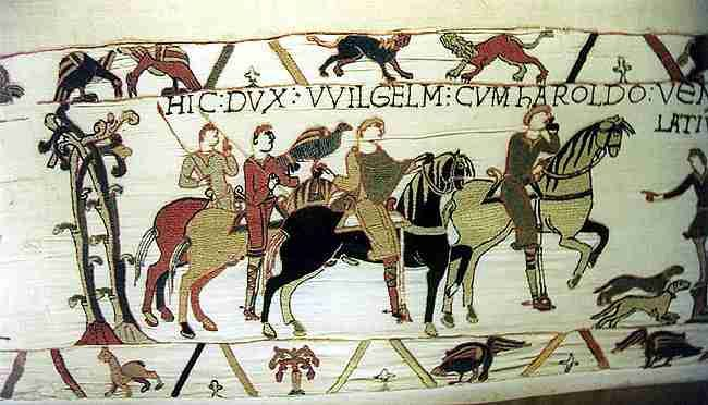 Eurotravelogue A Tour Through Normandy France Bayeux Tapestry Bayeaux Tapestry Medieval Tapestry