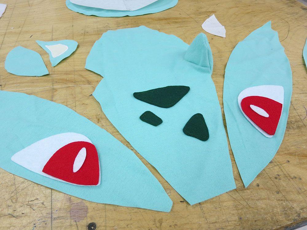 Bulbasaur Costume Tutorial   Halloween Fun   Pinterest   Kostüm