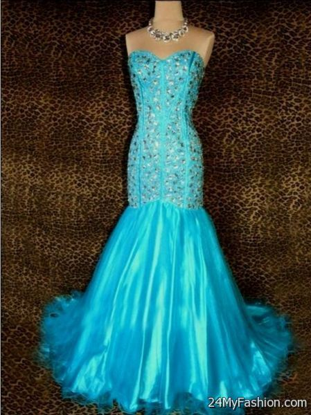 Frozen Prom Dresses 2018