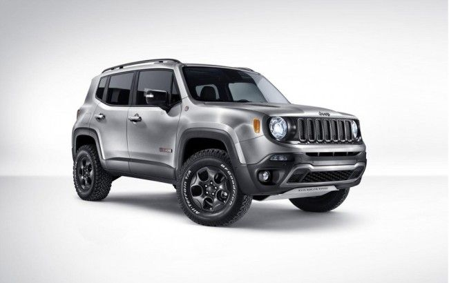 2015 Jeep Renegade Hard Steel Jeep Renegade Jeep Renegade
