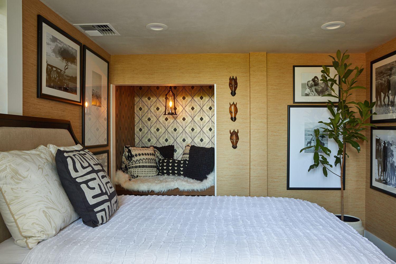 The guest room tanzania inspired elledecor com bucket list family home design home love network photographs chaunte vaughn