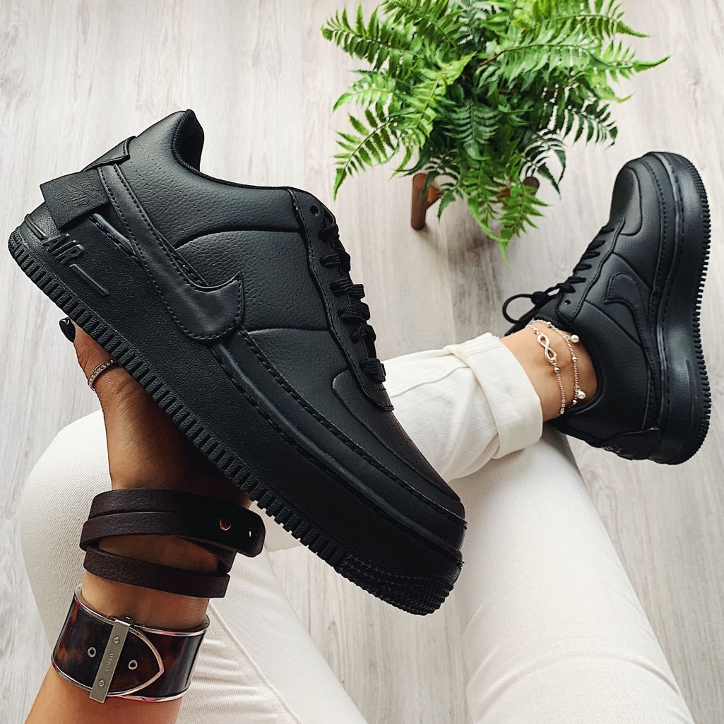 air force 1 con il platform